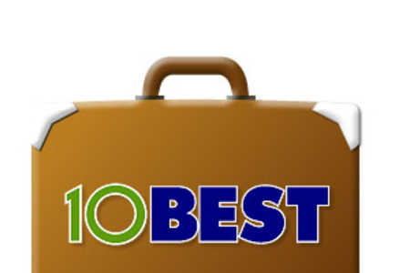 10best suitcase and logo