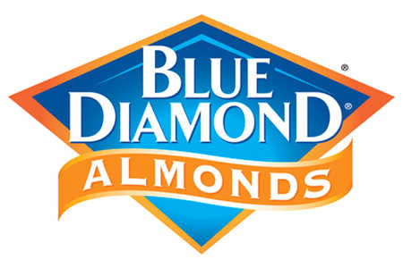blue diamond almonds - fitness buddies sponsor 2011