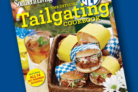 SHOP - SEC Tailgating Cookbook