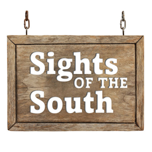 Sights of the South Contest logo