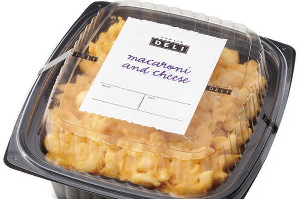Publix Macaroni and Cheese