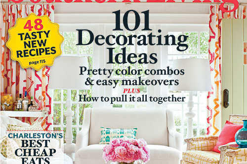 Southern Living Magazine May Issue