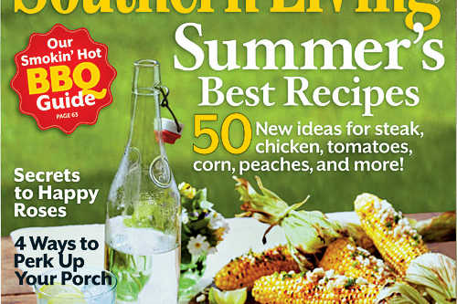 Southern Living Magazine June Issue