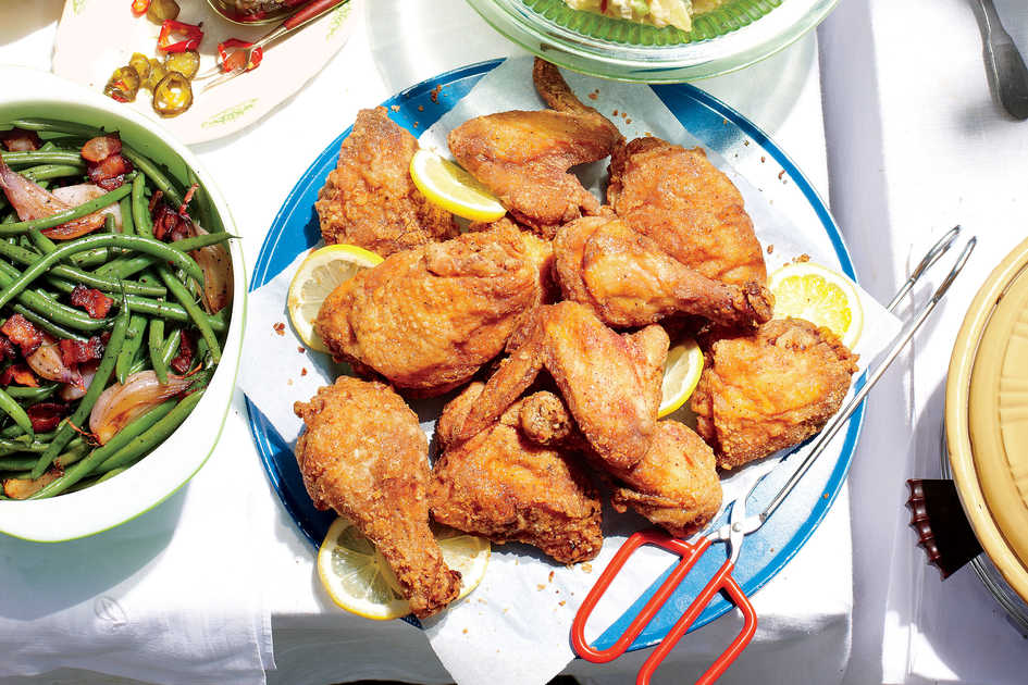Southern recipes for Assistant cuisine