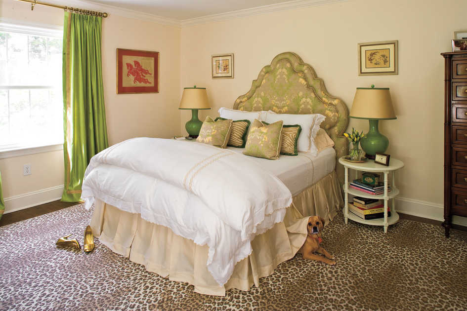 Bedroom Colors And Materials Southern Living