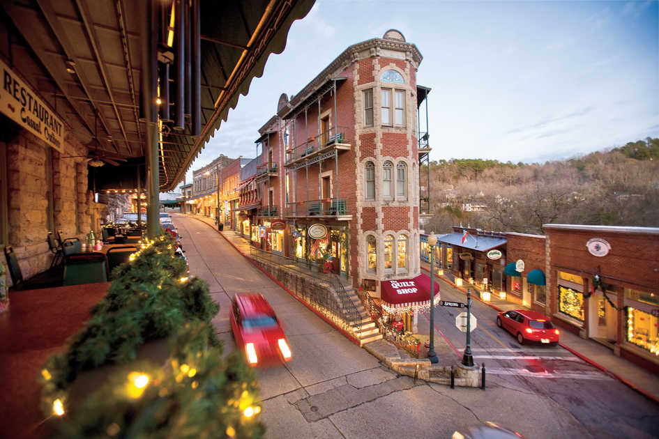 Welcome to Eureka Springs