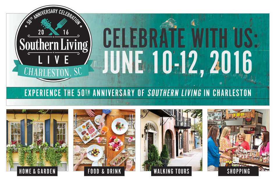 Southern Living Live Charleston