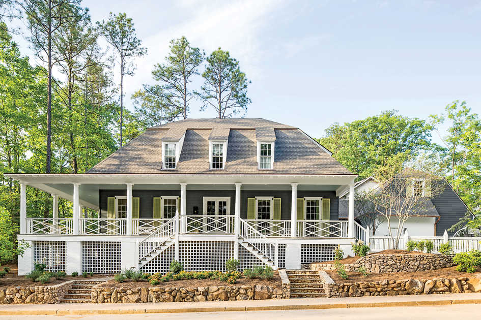 Beautiful Houses 2016 Of 2016 Idea House Southern Living