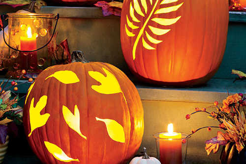 Light Up the Night Pumpkin Lumninaries