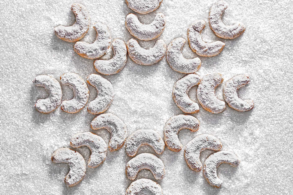 Walnut Crescents
