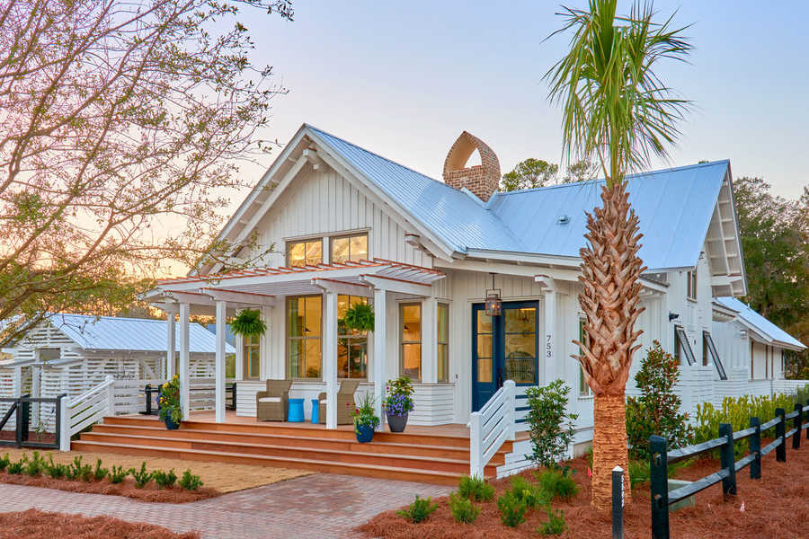Palmetto Bluff Artist Cottage