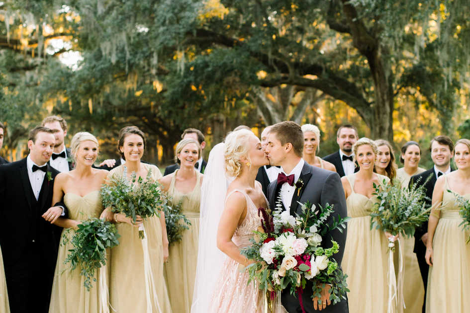 Southern wedding ideas southern living autumn wedding charleston junglespirit Images