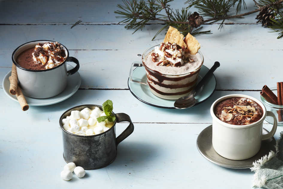Delicious Drinks to Keep You Warm All Winter Long