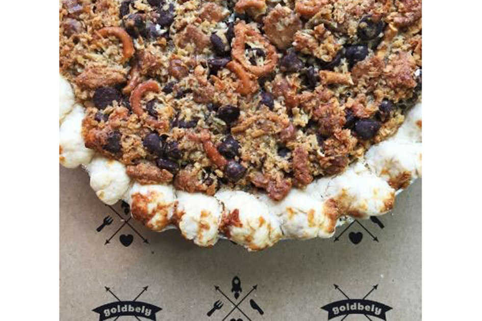 Texas Trash Pie Is The Delicious Treat with the Dirty Name