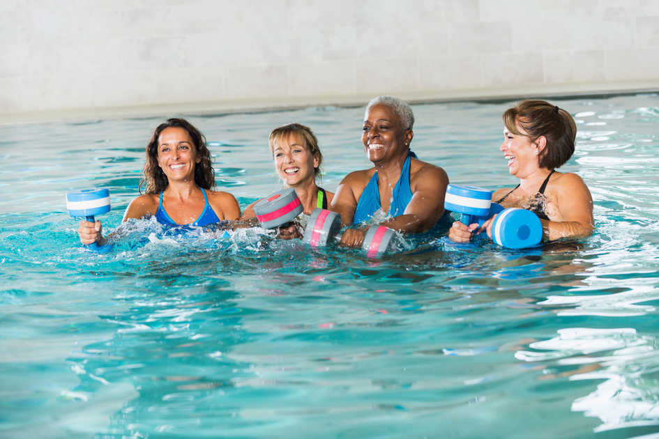 Southern Living How to Protect Your Color-Treated Hair When Swimming