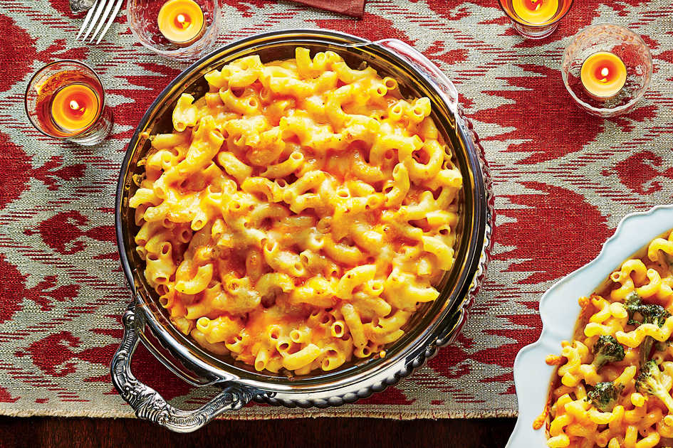 Best-Ever Macaroni and Cheese