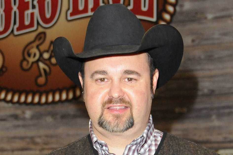 Country Singer Daryle Singletary