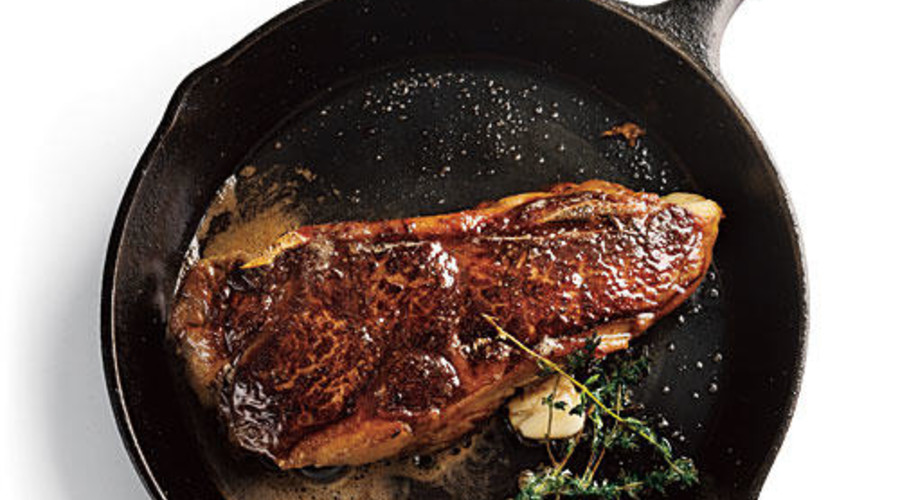 This One Thing Will Help You Keep Your Cast-Iron Skillet in Perfect Shape